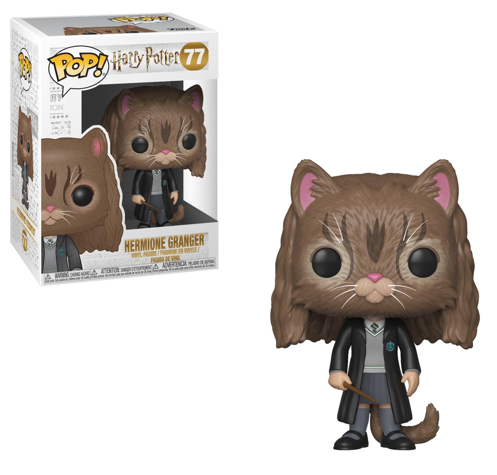 Harry Potter - Hermione Granger (Polyjuice) Pop! Vinyl Figure image