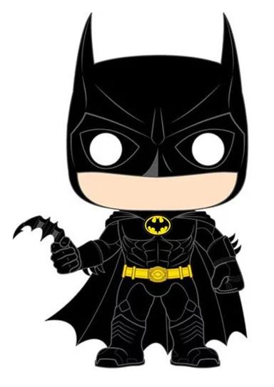 DC Comics: Batman (1989 Ver.) - Pop! Vinyl Figure image