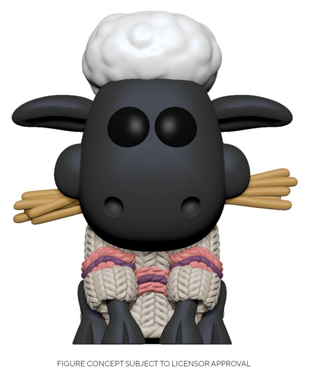 Wallace & Gromit: Shaun the Sheep - Pop! Vinyl Figure