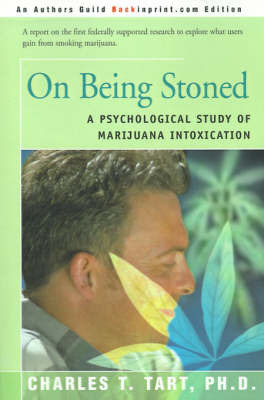 On Being Stoned by Charles T. Tart image