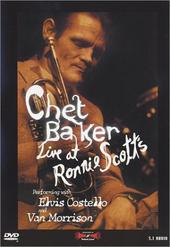 Chet Baker - Live at Ronnie Scott's on DVD