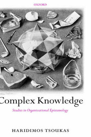 Complex Knowledge by Haridimos Tsoukas