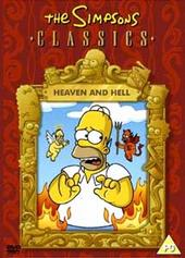 The Simpsons Classics - Heaven And Hell on DVD