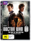 Doctor Who: The Day of the Doctor DVD