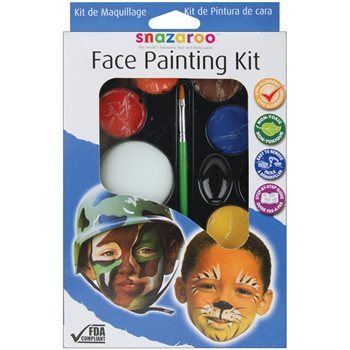 Snazaroo Face Painting Kit- Boy