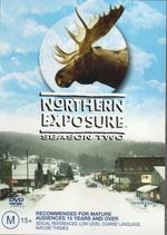 Northern Exposure - Season 2 (2 Disc Set) on DVD