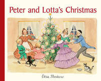 Peter and Lotta's Christmas by Elsa Beskow image