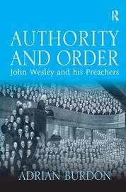 Authority and Order by Adrian Burdon
