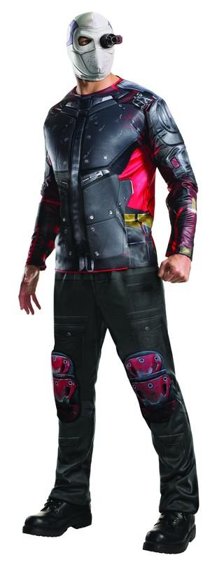 DC Comics: Deadshot Deluxe Costume (X-Large)