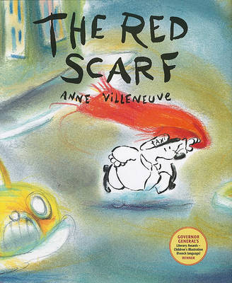 The Red Scarf by Anne Villeneuve image