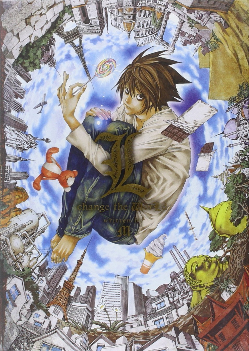 Death Note: L, Change the World by ***** M*** ***** image