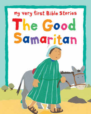 The Good Samaritan by Lois Rock image