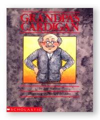 Grandpa's Cardigan by Joy Watson image