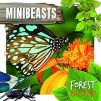 Minibeasts by Robin Twiddy