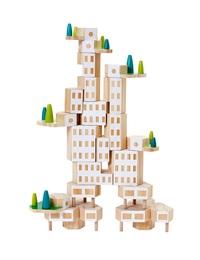 Areaware: Blockitecture - Garden City Mega Set