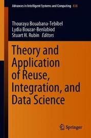 Theory and Application of Reuse, Integration, and Data Science image