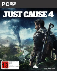 Just Cause 4 for PC Games