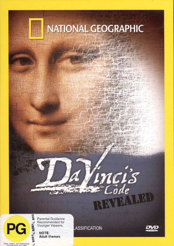 National Geographic - Da Vinci's Code Revealed on DVD image
