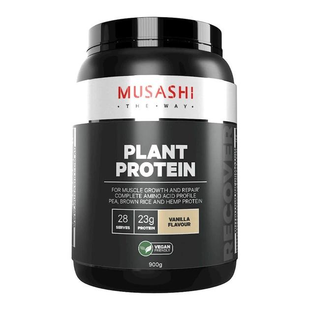 Musashi Plant Protein - Vanilla (900g)