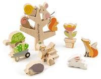 Tender Leaf Toys - Stacking Garden Friends