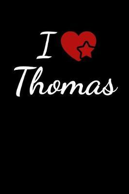 I Love Thomas by Soulmate Lovers Publishing image