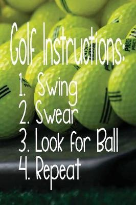Golf Instructions by Angel Duran image