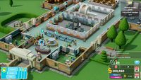 Two Point Hospital for Switch image