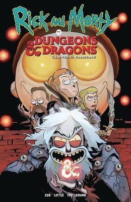 Rick and Morty vs. Dungeons & Dragons II, Volume 2 by Jim Zub