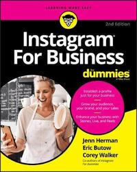 Instagram For Business For Dummies by Eric Butow
