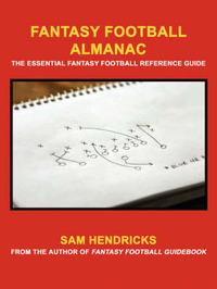 Fantasy Football Almanac by Sam Hendricks image
