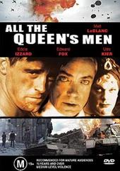 All The Queen's Men on DVD
