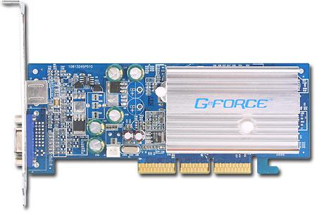 Albatron Video Card FX5200LP 128MB DDR TV Out No Dual View image