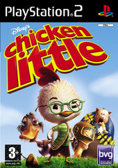 Disney's Chicken Little for PS2