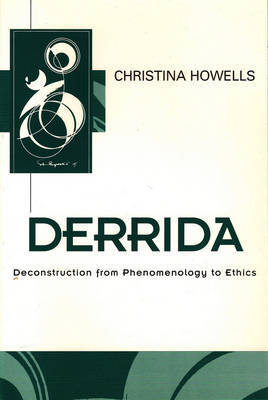 Derrida by Christina Howells