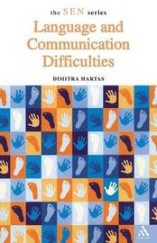 Language and Communication Difficulties by Dimitra Hartas image