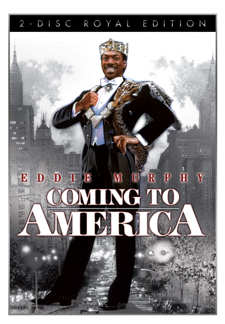 Coming To America - 2-Disc Royal Edition (2 Disc Set) on DVD image