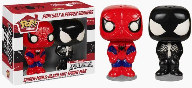Spider-Man - Pop! Salt & Pepper Shakers