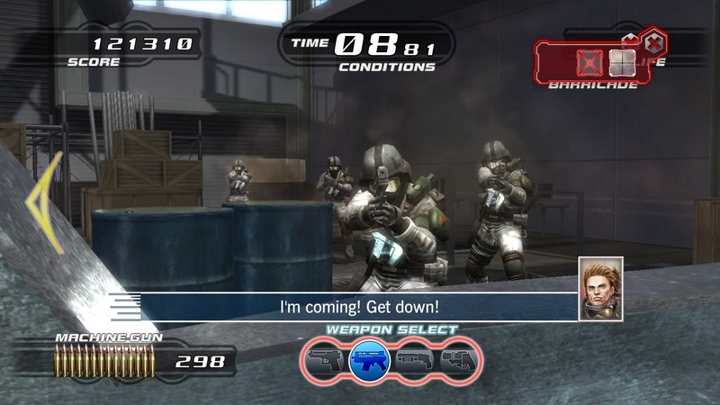 Time Crisis 4 with Guncon for PS3 image