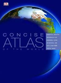Concise Atlas of the World by Andrew Heritage image