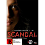 Scandal – Season 4 DVD