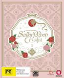 Sailor Moon Crystal Set 1 Limited Edition (DVD/BR) on DVD, Blu-ray