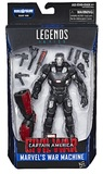 Marvel Legends: Civil War Action Figure - War Machine