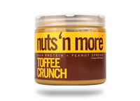 Nuts N More High Protein Spread (Toffee Crunch, 454g)