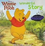 Disney Winnie the Pooh Flip Me Over - Activity and Story Book