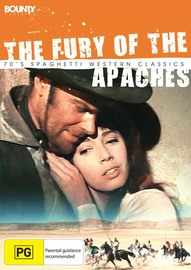 The Fury of the Apaches on DVD