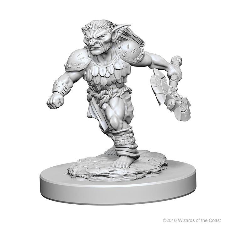 D&D Nolzur's Marvelous: Unpainted Minis - Goblins image