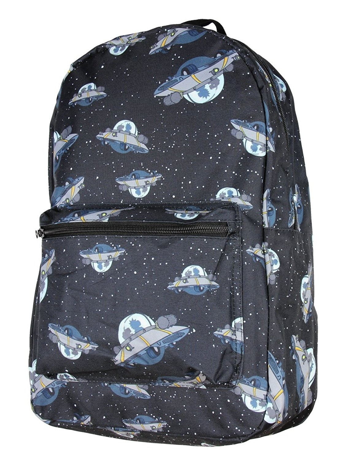 Rick & Morty: UFO Space Cruiser - Quick Turn Backpack image
