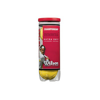Wilson Championship Tennis Balls (3 Pack)