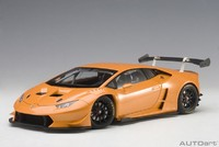 AUTOart: 1/18 Lamborghini Huracan Super Trofeo 2015 - Diecast Model