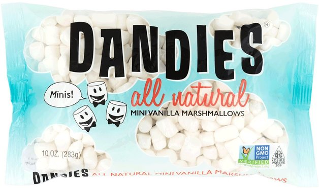 Chicago Foods: Dandies Regular Marshmallows